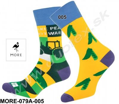 Pánske ponožky More-079A-005