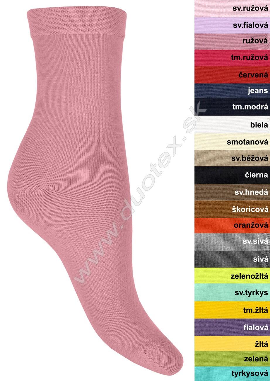 Dámske ponožky w84.000