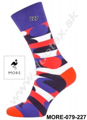 Pánske ponožky More-079-227