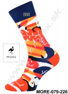 Pánske ponožky More-079-226