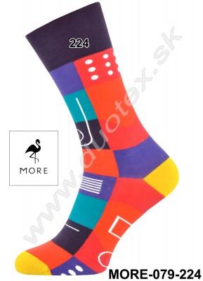 Pánske ponožky More-079-224