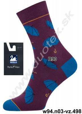 Pánske ponožky w94.n03-vz.498