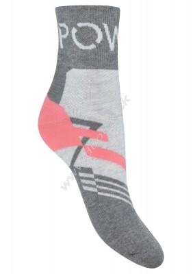Bavlnené ponožky Steven-026-1