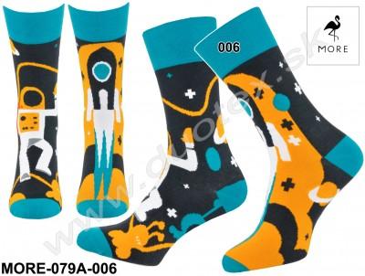 Pánske ponožky More-079A-006
