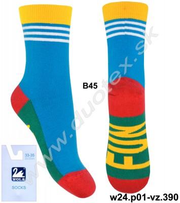 Detské ponožky w24.p01-vz.390