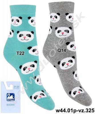 Vzorované ponožky w44.01p-vz.325