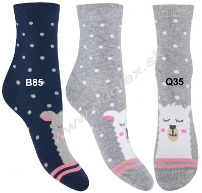 Vzorované ponožky w44.01p-vz.328