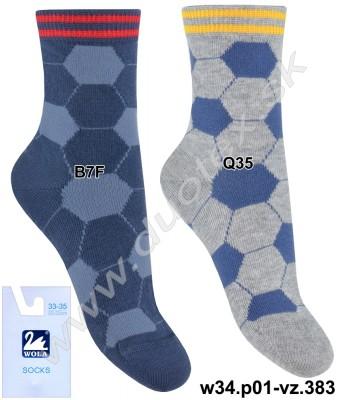 Detské ponožky w34.p01-vz.383