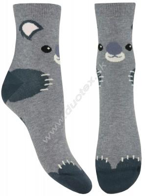 Dámske ponožky w84.01p-vz.707