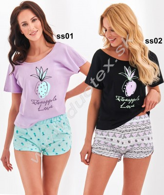 Dámske pyžamo Gabi2362