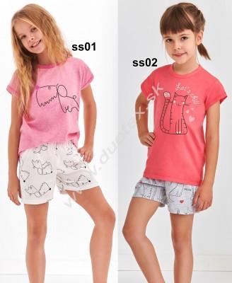 Dievčenské pyžamo Hania2200-0