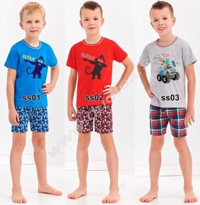 Chlapčenské pyžamo Damian943-0