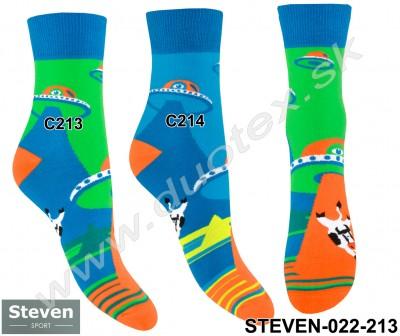 Dámske ponožky Steven-022-213