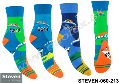 Dámske ponožky Steven-060-213