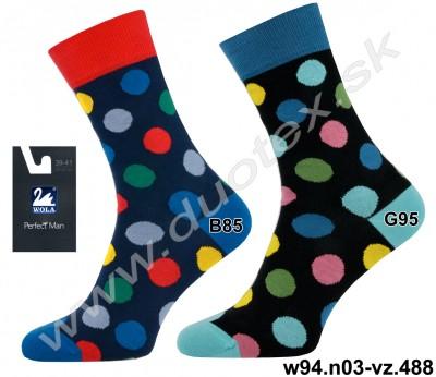 Pánske ponožky w94.n03-vz.488