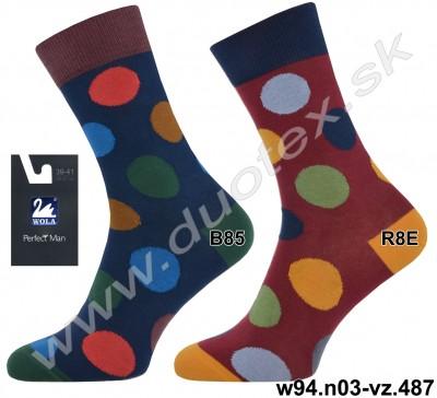 Pánske ponožky w94.n03-vz.487
