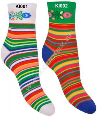 Dámske ponožky Steven-118-6