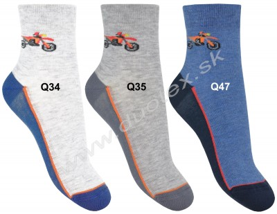 Detské ponožky g44.n59-vz.487