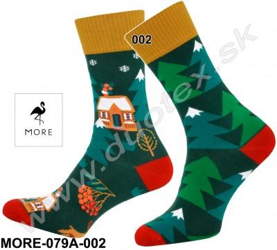 Pánske ponožky More-079A-002