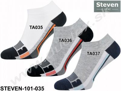 Členkové ponožky Steven-101-035