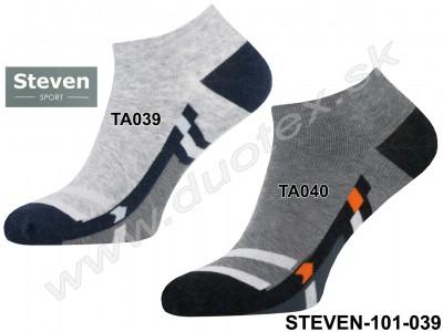 Členkové ponožky Steven-101-039
