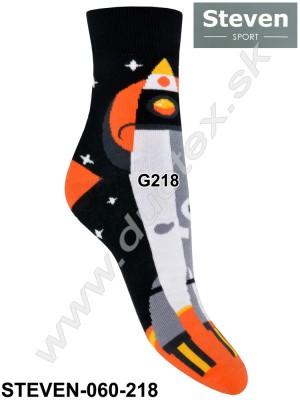 Dámske ponožky Steven-060-218