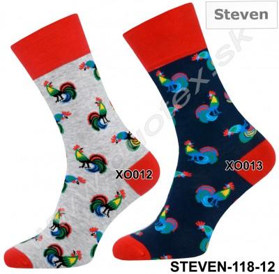 Pánske ponožky Steven-118P-012