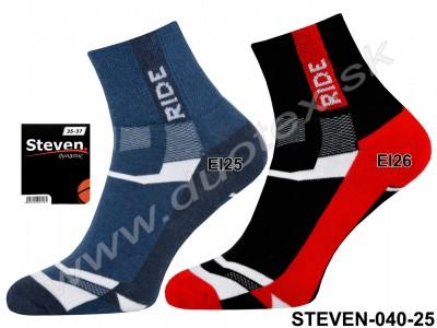 Ponožky Steven-040-25