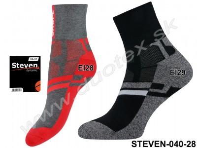 Ponožky Steven-040-28