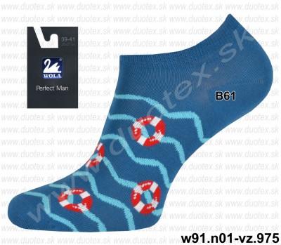 Pánske ponožky w91.n01-vz.975
