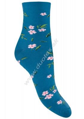 Vzorované ponožky Steven-099-607