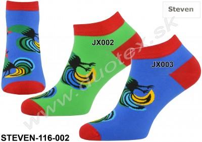 Členkové ponožky Steven-116P-002