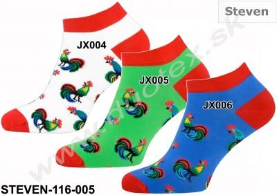Členkové ponožky Steven-116P-005