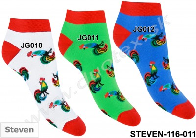 Členkové ponožky Steven-116D-011