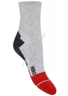 Bavlnené ponožky Steven-022-207