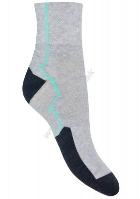 Bavlnené ponožky Steven-026-142