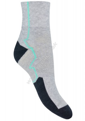 Dámske ponožky Steven-026-142