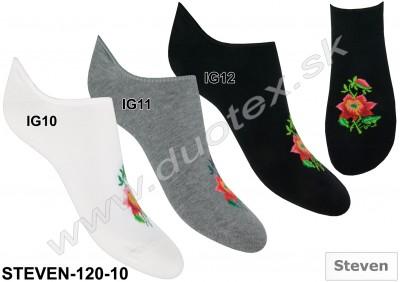 Členkové ponožky Steven-120-10