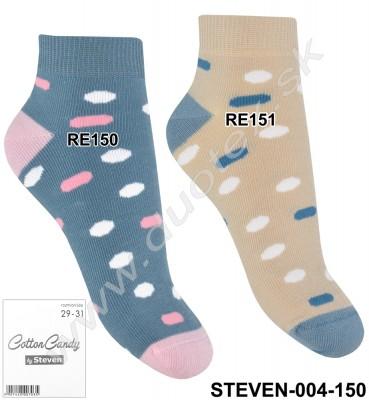 Detské ponožky Steven-004D-150