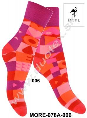 Veselé ponožky More-078A-006