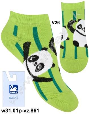 Detské ponožky w31.01p-vz.861