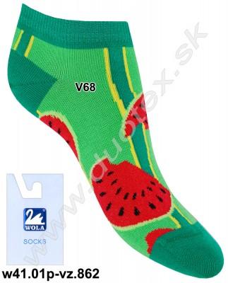 Členkové ponožky w41.01p-vz.862