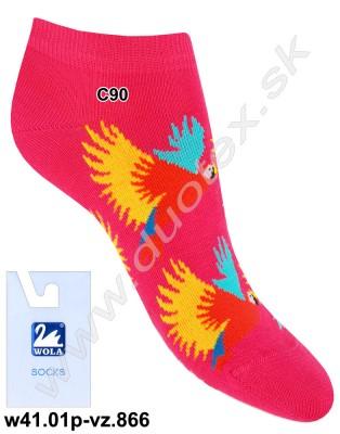 Členkové ponožky w41.01p-vz.866