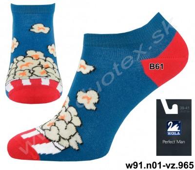Pánske ponožky w91.n01-vz.965