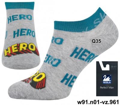 Pánske ponožky w91.n01-vz.961