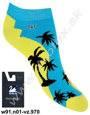 Pánske ponožky w91.n01-vz.970