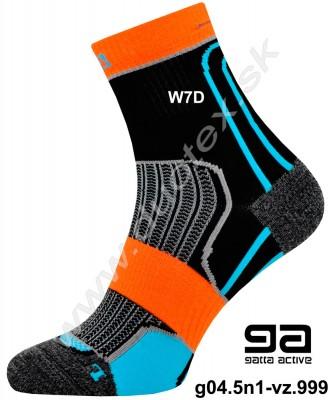Pánske ponožky g04.5n1-vz.999
