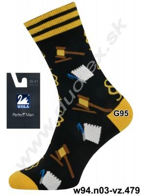 Pánske ponožky w94.n03-vz.479
