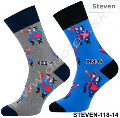 Pánske ponožky Steven-118P-014