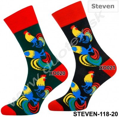 Pánske ponožky Steven-118-20